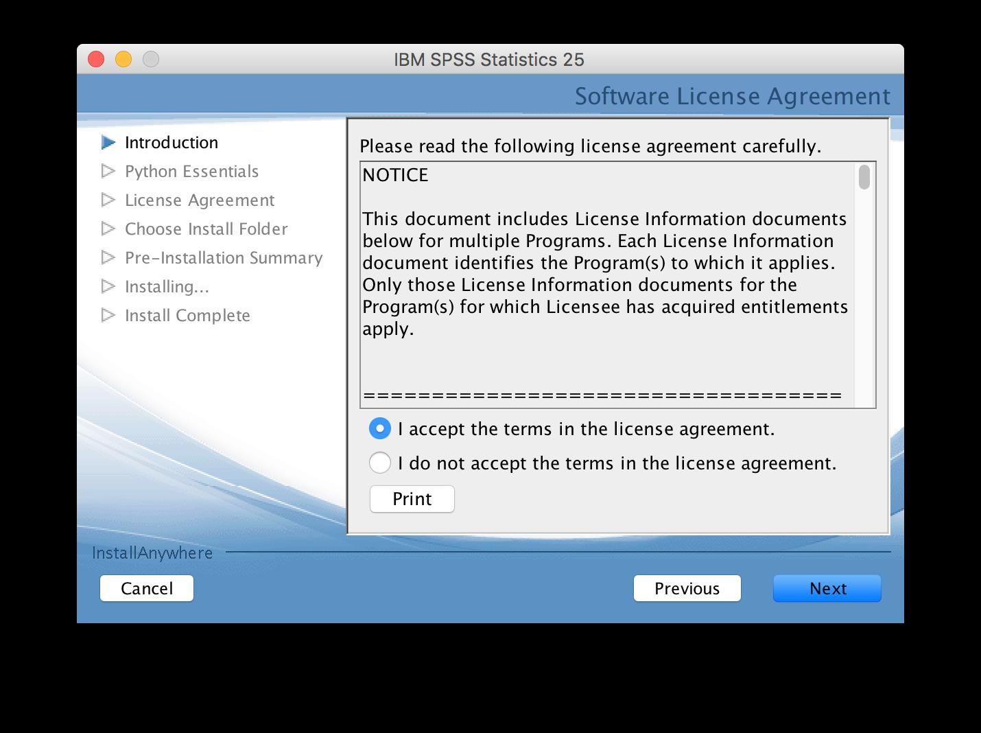 IBM SPSS for Mac – zendesk